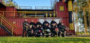 Equipe Maxiforja em treinamento NR 23 realizado pelo Grupo Marconi.